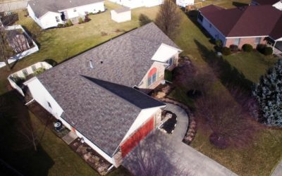 Newly Installed Roof In Tipp City