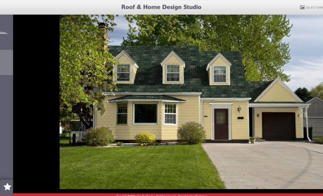 Visualize your roof before buying